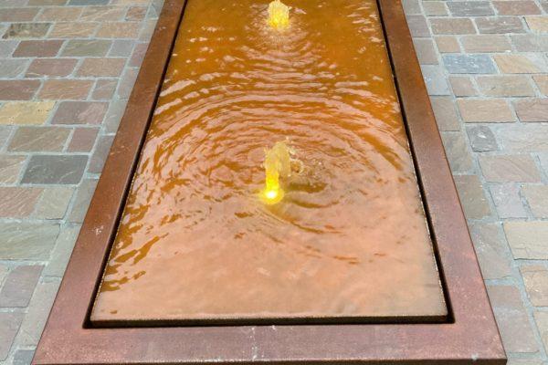 table d'eau Yannick 2